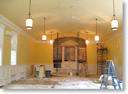 professional painting contractor in Westchester NY